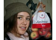 NEW SEASONS AMBROSIA APPLES  1.5 KG Bag  Hawkes Bay Grown