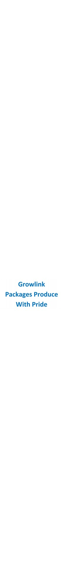 Growlink Packages Produce with Pride