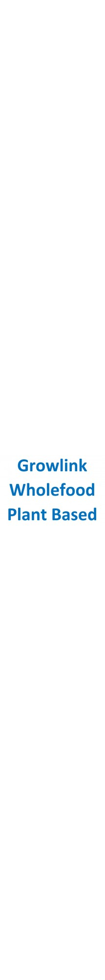 Growlink Wholefood Plant Based
