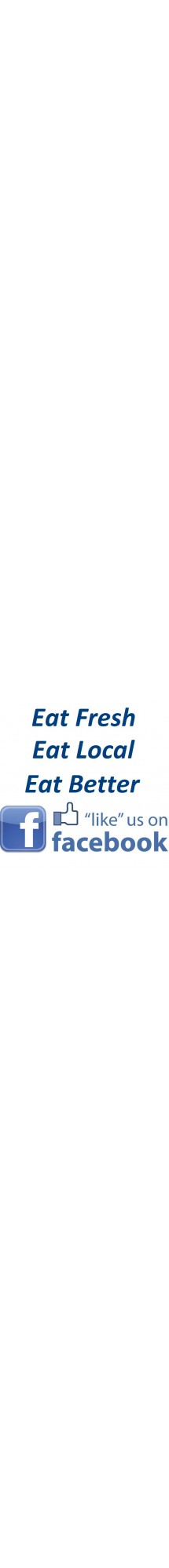 eat fresh eat local