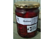 BEETROOT preserve from Happy Pantry Katikati 375 ml
