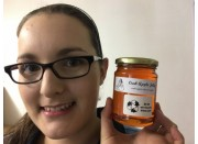CRAB APPLE JELLY  200 ml From Happy Pantry Katikati