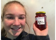 GUAVA JELLY 200 ml From Happy Pantry Katikati