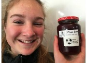 PLUM JAM  300 ml From Happy Pantry Katikati
