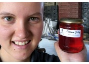 PRIZE-WINNING QUINCE JELLY  200 ml  From Happy Pantry Katikati