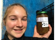 GREEN TOMATO CHUTNEY 370ml From Happy Pantry