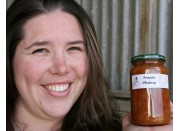 TOMATO CHUTNEY  375 ml From Happy Pantry Katikati