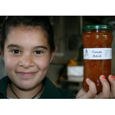 TOMATO RELISH  370 ml From Happy Pantry Katikati