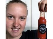 XTRA HOT CHILLI SAUCE  150mls From Liberty Growers Katikati
