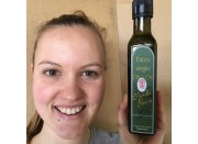FRANTOIO EXTRA VIRGIN OLIVE OIL COLD PRESSED  250ml From Viridis Grove Katikati