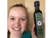 CHILLI INFUSED EXTRA VIRGIN OLIVE OIL COLD PRESSED  NOT BIODYNAMIC CERTIFIED 250ml From Viridis Grove Katikati