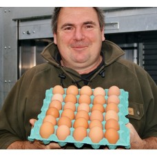 OTTO'S FREE RANGE EGGS SIZES 6's & 7's TRAY OF 30  Laid In Katikati