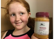 MANUKA HONEY BLEND MG 26+ CREAMED 500Grams From Katikati Honey