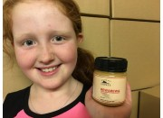 REWAREWA HONEY  CREAMED 250 Grams From Katikati Honey