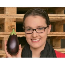 AUBERGINE  Medium Size  Whakatane Grown