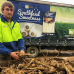 PARSNIPS PREPACKED 500 Grams Southland Grown