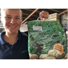 NEW SEASONS MOONLIGHT POTATOES  5 KG Bag Pukekohe Grown
